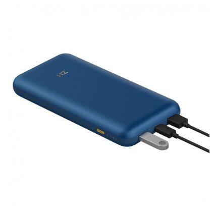Vneshnij Akkumulyator Power Bank Zmi 20000 Pro Mah Black Qb823 4