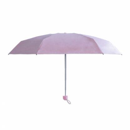 Zont Kompaktnyj Xiaomi Konggu Umbrella Pink Mehanicheskij 1