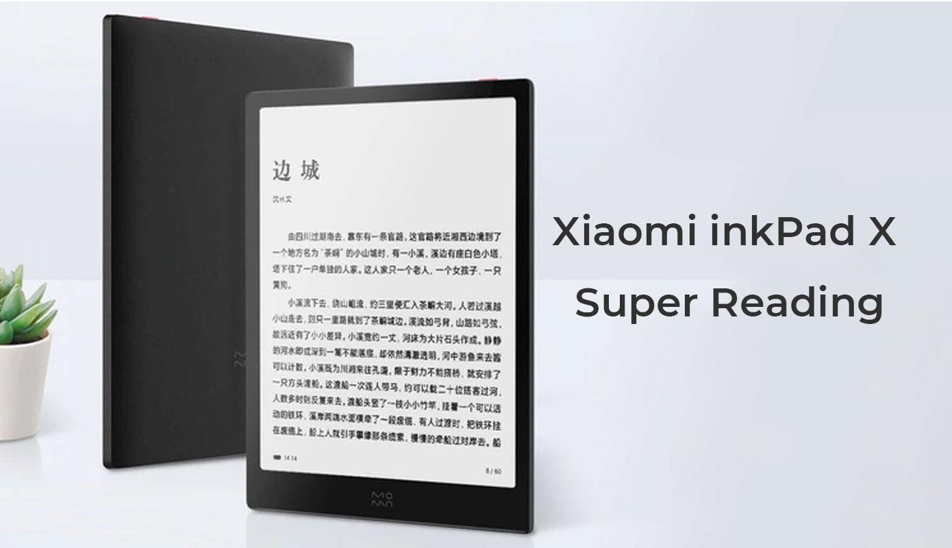 10 Dyujmovaya Elektronnaya Kniga Xiaomi Inkpad 1