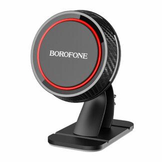 Avtomobilnyj Magnitnyj Derzhatel Borofone Bh13 Chernyj 1