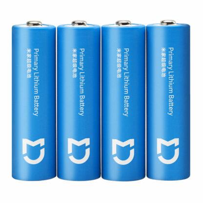 Batarejki Litievye Xiaomi Mijia Super Lithium Battery Aa 2900mah Up 4 Sht 1