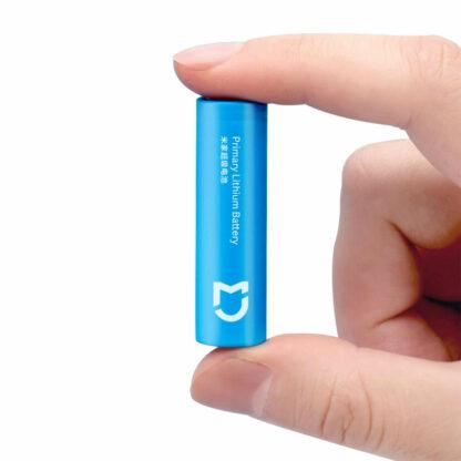 Batarejki Litievye Xiaomi Mijia Super Lithium Battery Aa 2900mah Up 4 Sht 3
