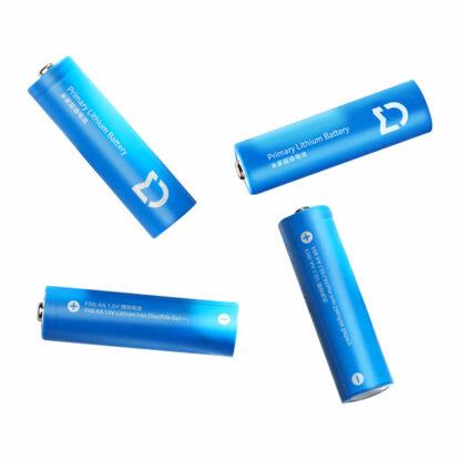 Batarejki Litievye Xiaomi Mijia Super Lithium Battery Aa 2900mah Up 4 Sht 5