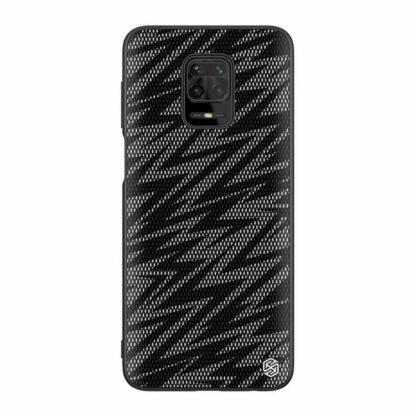 Nakladka Nillkin Twinkle Xiaomi Redmi Note 9s 9 Pro Serebristyj 1