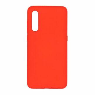 Nakladka Silikonovaya Xiaomi Mi 9 Lite Krasnyj 1