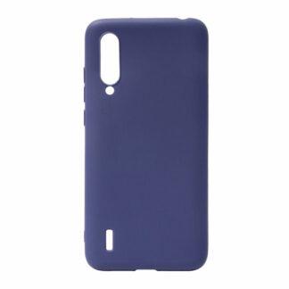 Nakladka Silikonovaya Xiaomi Mi 9 Lite Sinij 1