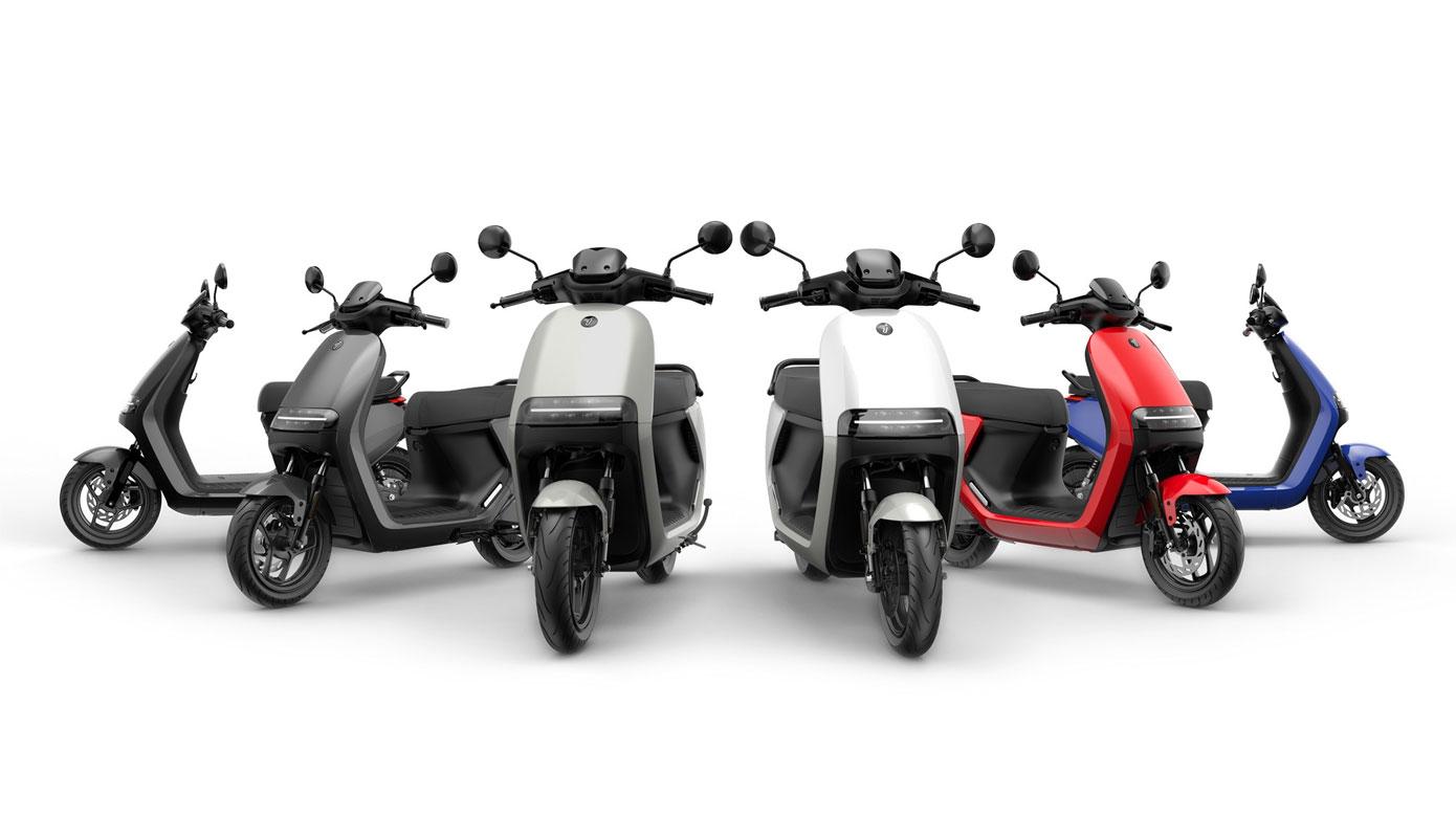 News Ninebot C30 Samyj Deshevyj Moped Xiaomi 1