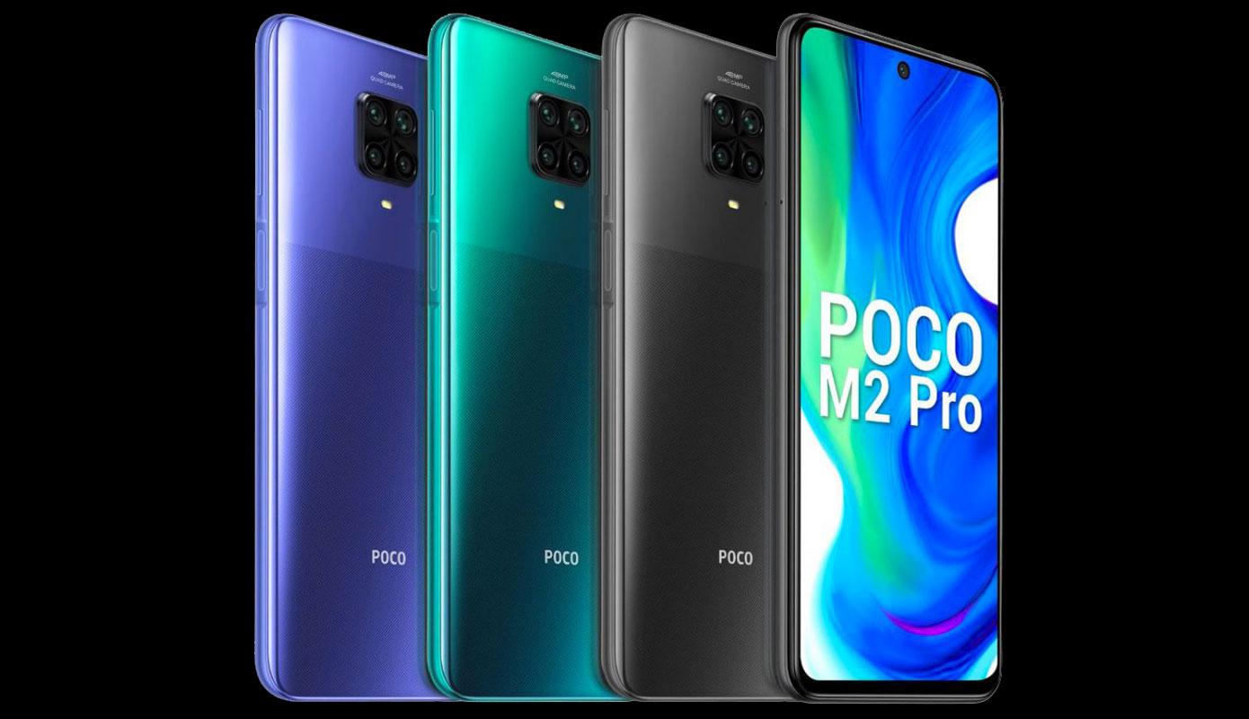 News Oficzialno Predstavlen Poco M2 Pro 1