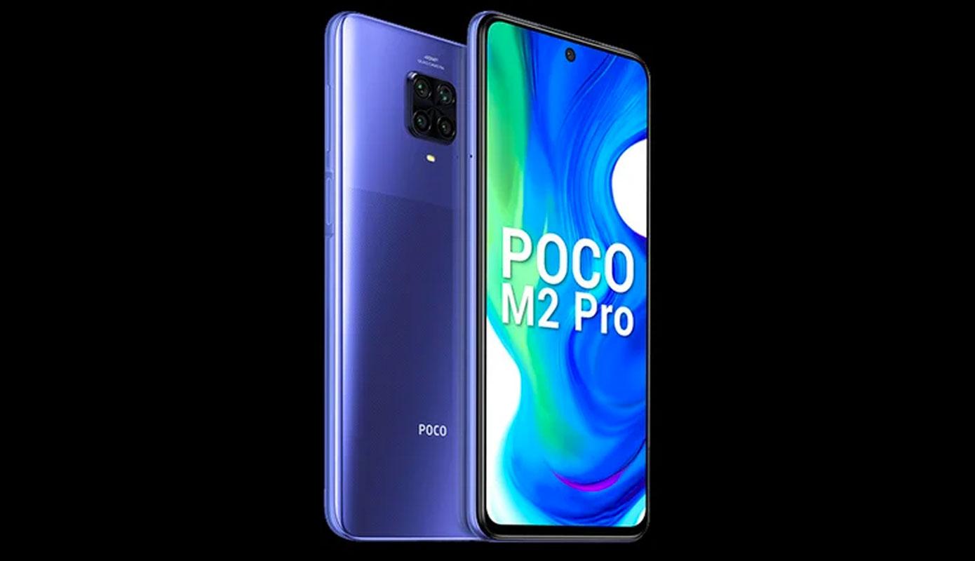 News Oficzialno Predstavlen Poco M2 Pro 3 1