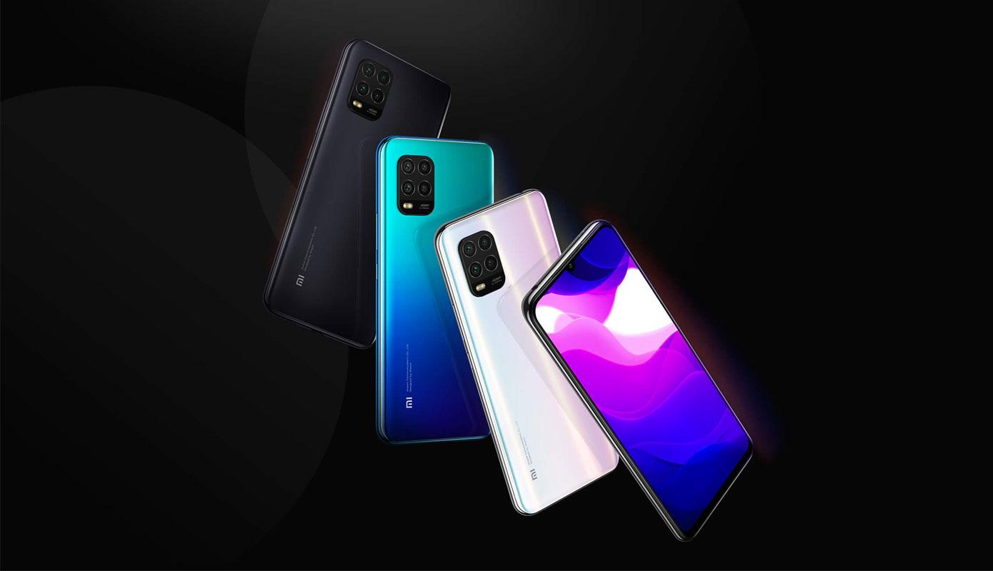 Opisanie Xiaomi Mi 10 Lite 5 1