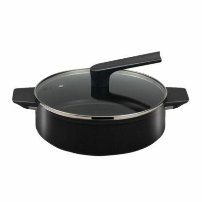 Originalnaya Kastryulya Dlya Indukczionnoj Plity Xiaomi Zhiwu Cooking Pot Black Zgtgze1tcm 1