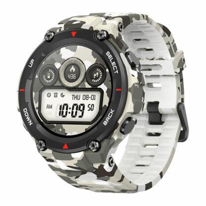 Umnye Chasy Xiaomi Amazfit T Rex Smart Watch Standart Haki 1