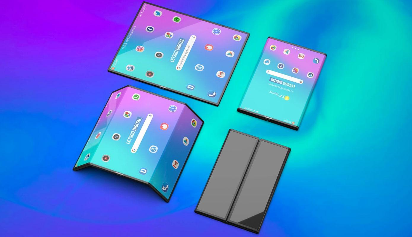Xiaomi Vypustit Skladnoj Telefon Uzhe V Etom Godu 1