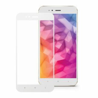 Zashhitnoe Steklo 3d Xiaomi Mi A1 Belyj 1