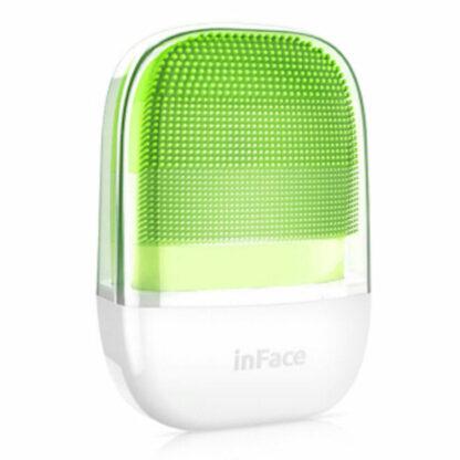 Apparat Dlya Ultrazvukovoj Chistki Licza Xiaomi Inface Electronic Sonic Beauty Facial Green 2