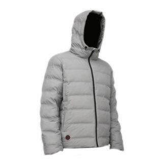 Kurtka S Podogrevom Xiaomi Cottonsmith Graphene Temperature Control Jacket Silver Xl 1