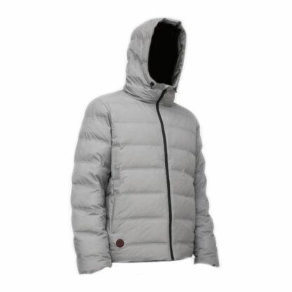 Kurtka S Podogrevom Xiaomi Cottonsmith Graphene Temperature Control Jacket Silver Xxl 1