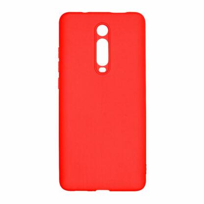 Nakladka Silikonovaya Dlya Xiaomi Mi9 T Krasnyj 1
