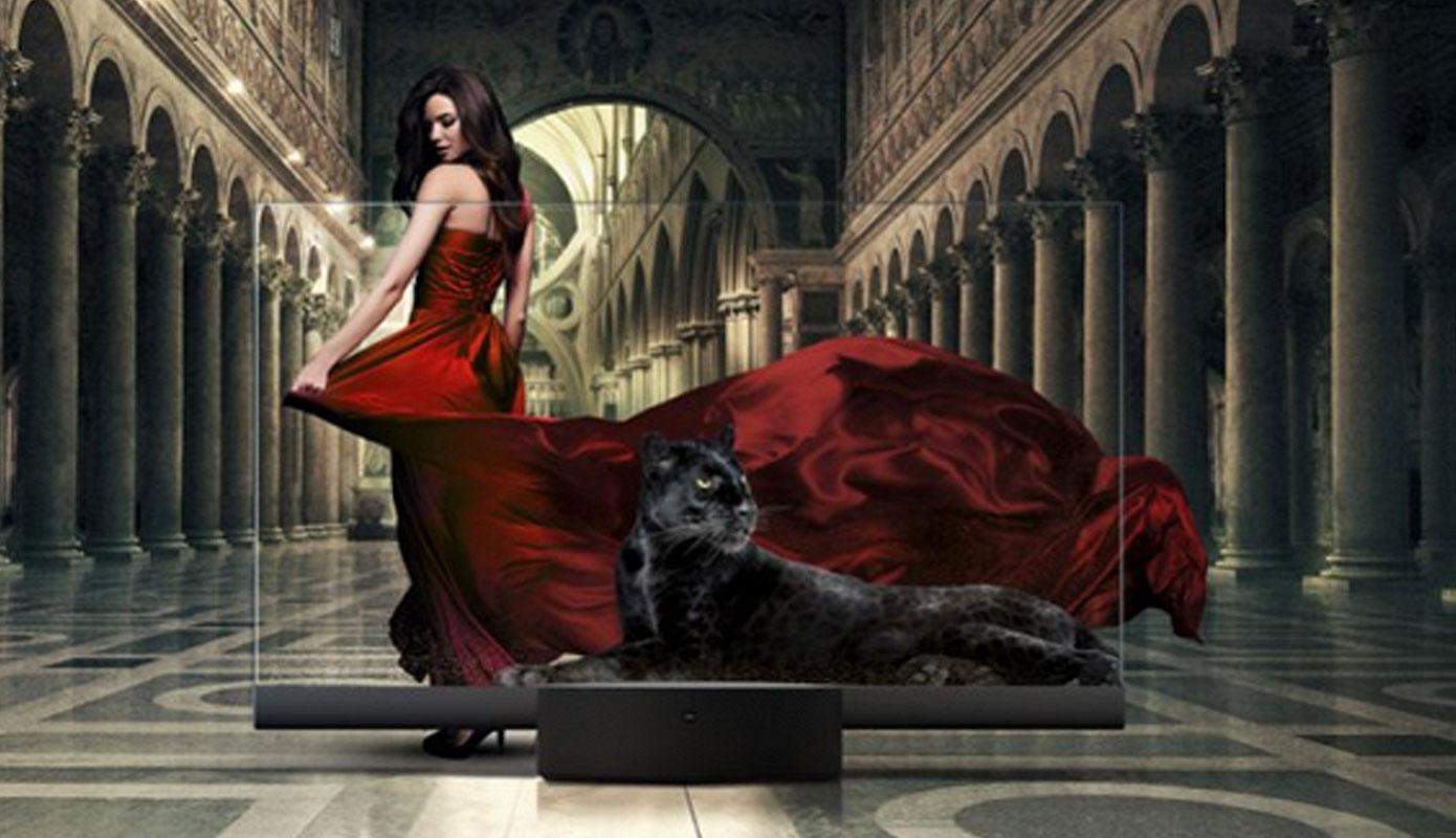 News Predstavlen Neveroyatnyj Mi Tv Lux Transparent Edition 3