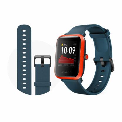 Umnye Chasy Xiaomi Amazfit Bip S Orange 3