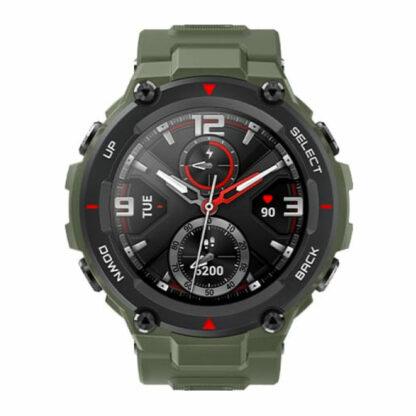 Umnye Chasy Xiaomi Amazfit T Rex Smart Watch Standart Zelenyj 1