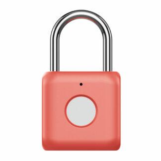 Umnyj Zamok Uodi Smart Fingerprint Padlock Yd K1 Krasnyj 1