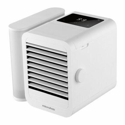 Ventilyator S Raspyleniem Vody Kondiczioner Microhoo Snowman Lite Personal Air Cooler Mho1r 2