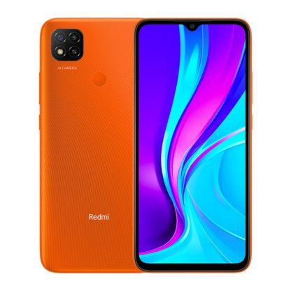 Xiaomi Redmi 9s 3 64gb Orange 5