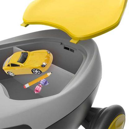 Detskaya Karting Mashina Xiaomi 700kids Babys Scooter Cr03a Zheltyj 4