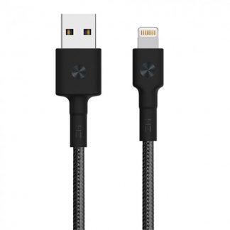 Kabel Xiaomi Usb Lightning Zmi Mfi 30 Sm Chernyj Al823 1