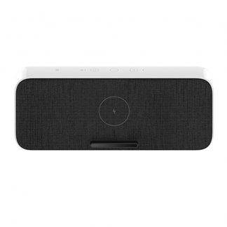 Kolonka S Funkcziej Besprovodnoj Zaryadki Xiaomi Wireless Charger Bluetooth Speaker Xmwxclyyx01zm 1