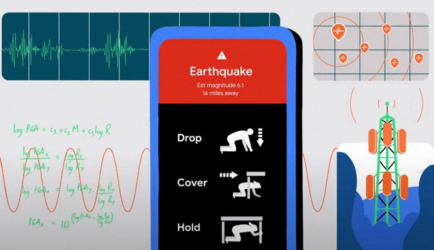 News Telefony Android Smogut Preduprezhdat O Zemletryaseniyah 1