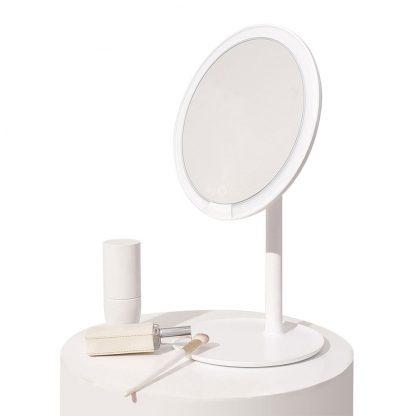 Zerkalo Dlya Makiyazha Xiaomi Mijia Led Makeup Mirror White Mjhzj01 Zj 4