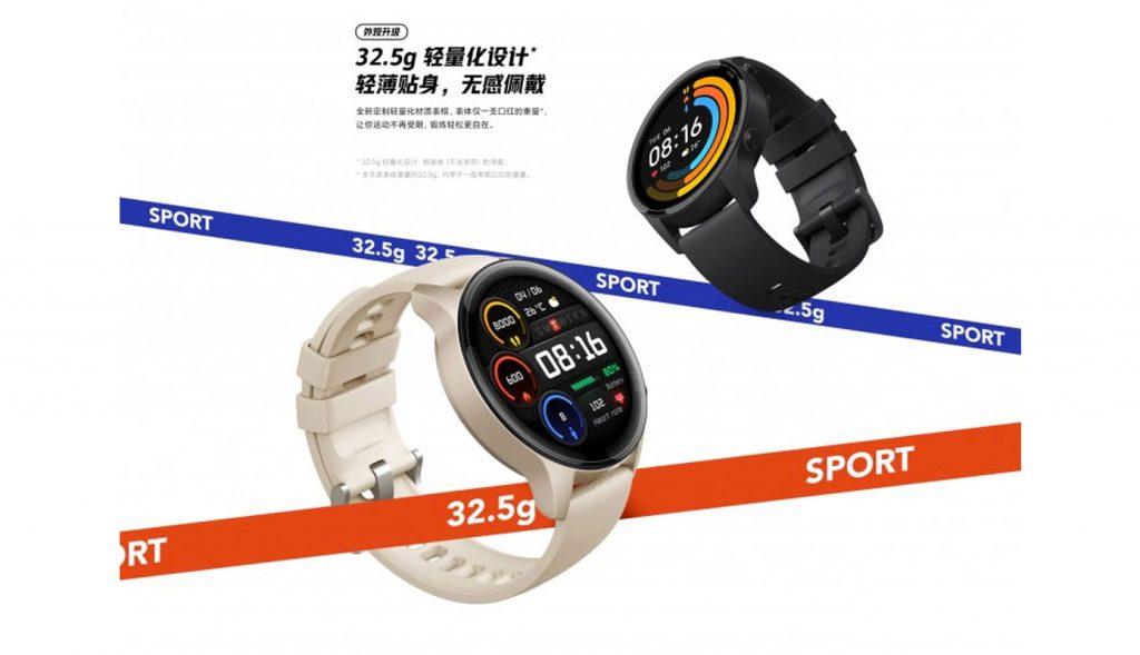 News Predstavleny Xiaomi Mi Watch Color Sports Edition S Datchikom Spo2 3