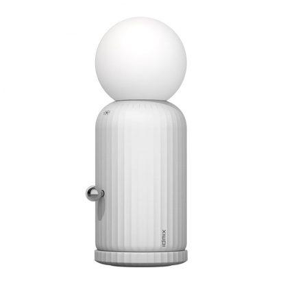 Nochnik S Besprovodnoj Zaryadkoj Idmix Power Light D6 Belyj 1