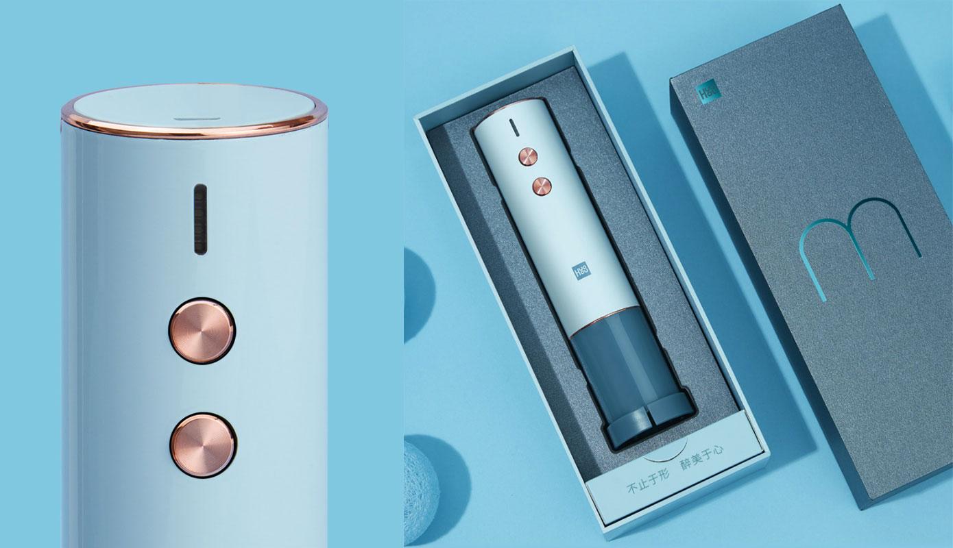 Opisanie Elektricheskij Shtopor Xiaomi Huo Hou Electric Wine Opener Hu0120 2