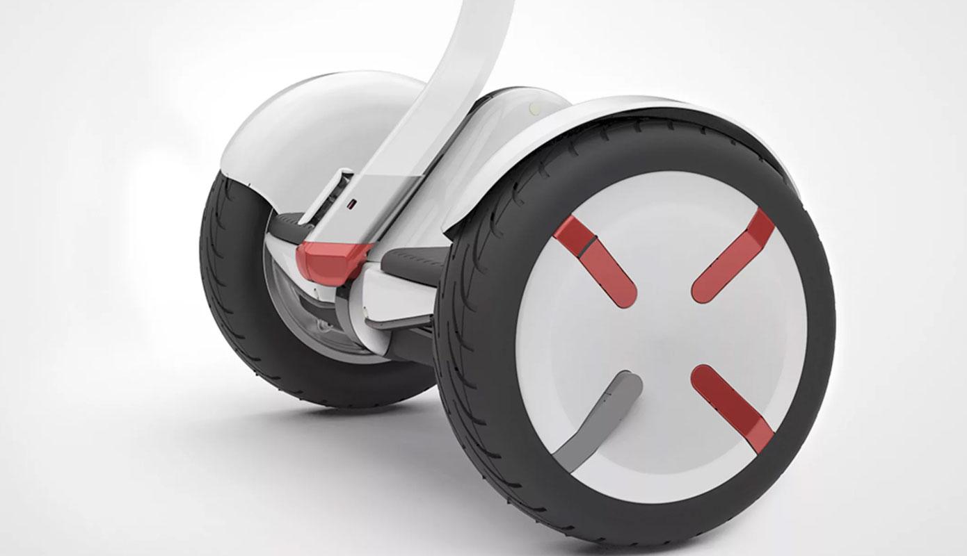 Opisanie Giroskuter Ninebot By Segway S Pro 1