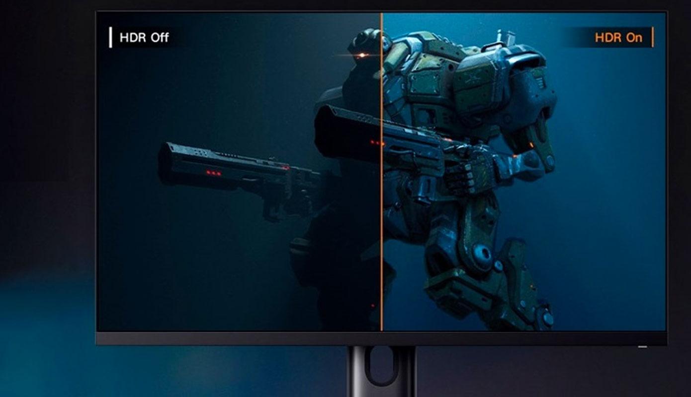 Opisanie Igrovoj Monitor Xiaomi Mi Display 27″ 165hz 2