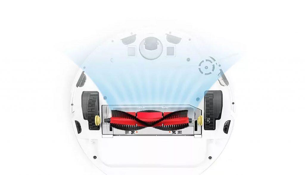 Opisanie Robot Pylesos Xiaomi Roborock S6 Pure Smart Sweeping Vacuum Cleaner White 3
