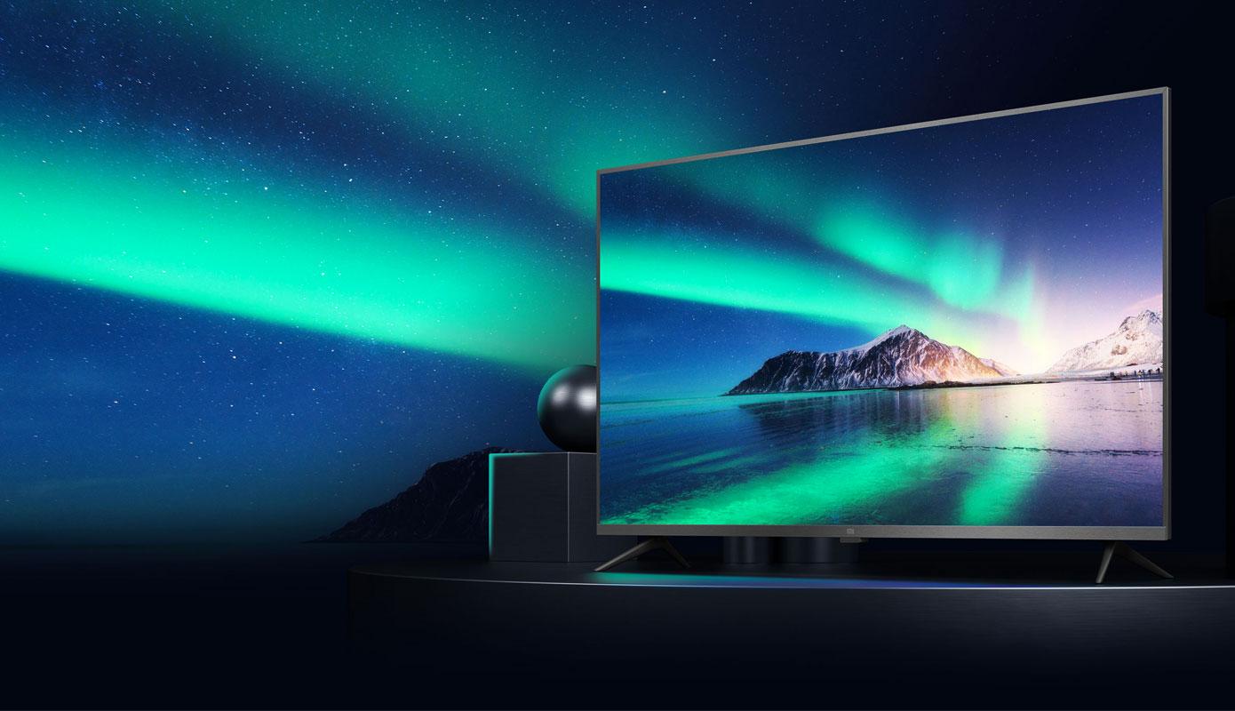 Opisanie Televizor Xiaomi Mi Led Tv 4s 50 Dvb T2 L50m5 5aru 1