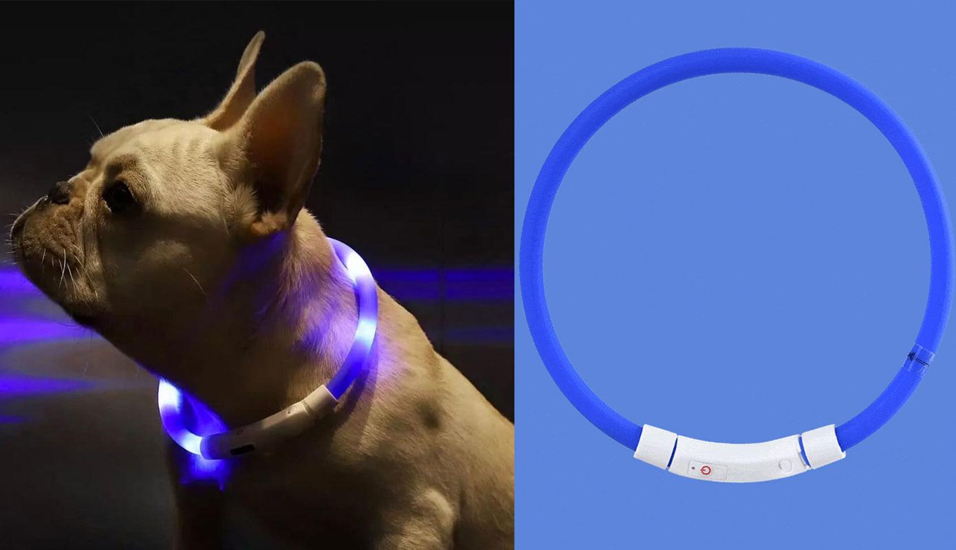 Opisanie Umnyj Oshejnik Dlya Sobak Xiaomi Small Beast Star Pet Collar Xl81 5001 1