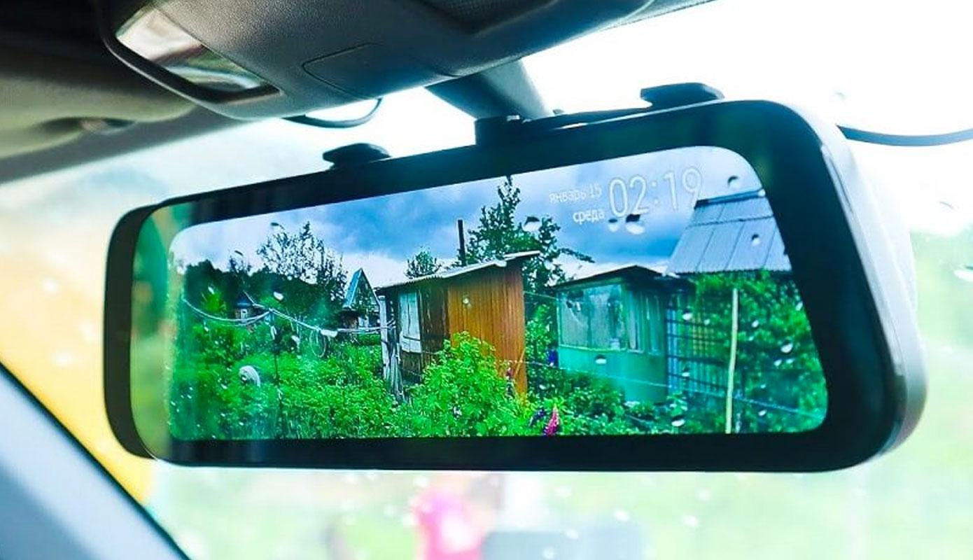 Opisanie Zerkalo Videoregistrator 70mai Rearview Dash Cam Wide D07 1