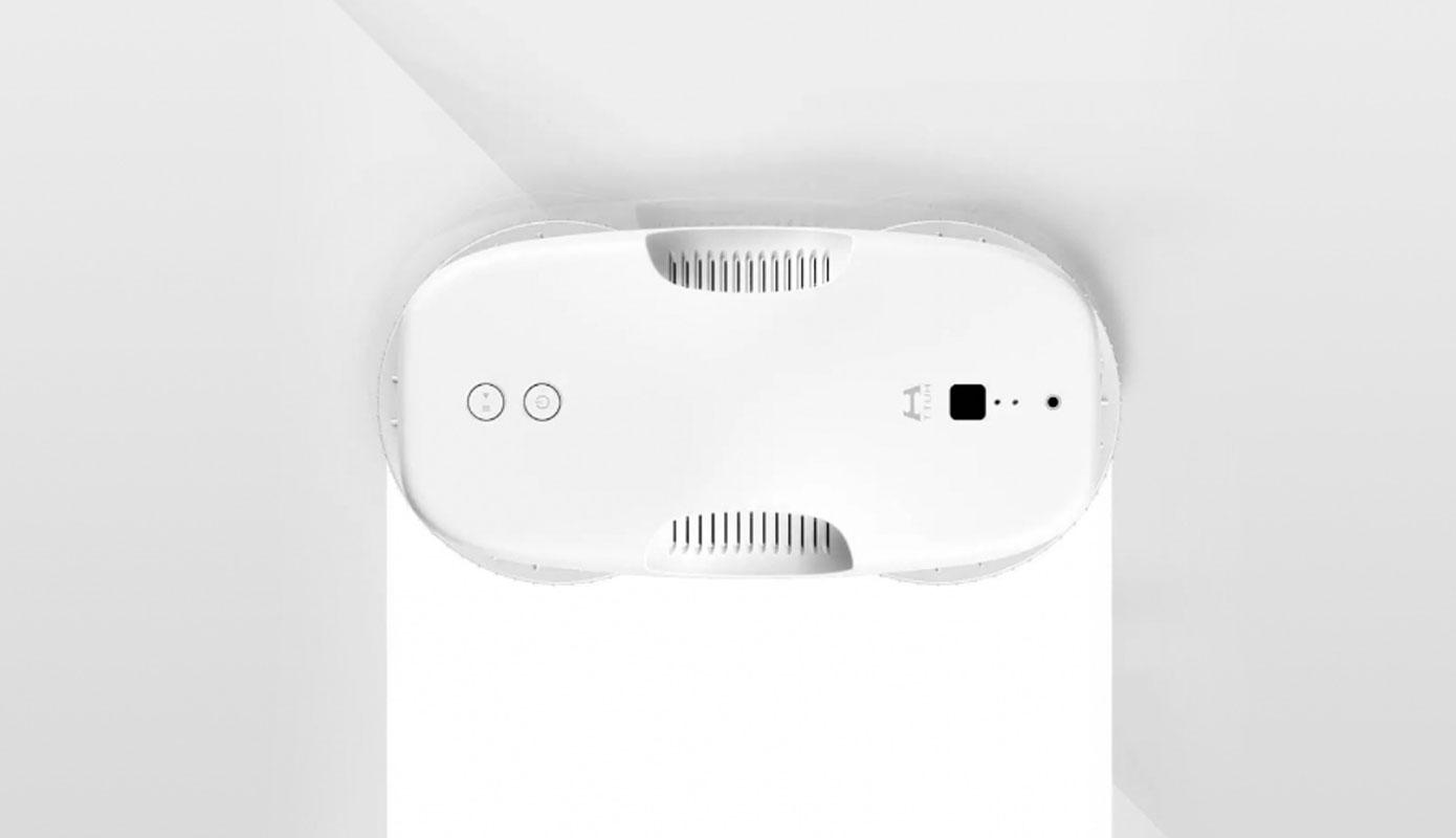 Robot Mojshhik Okon Xiaomi Hutt Cleaning Robot Ddc55 White 2