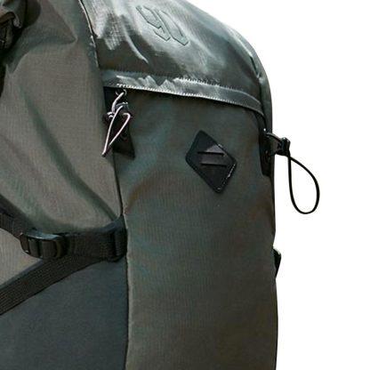 Ryukzak 90 Points Hike Basic Outdoor Backpack Green 2