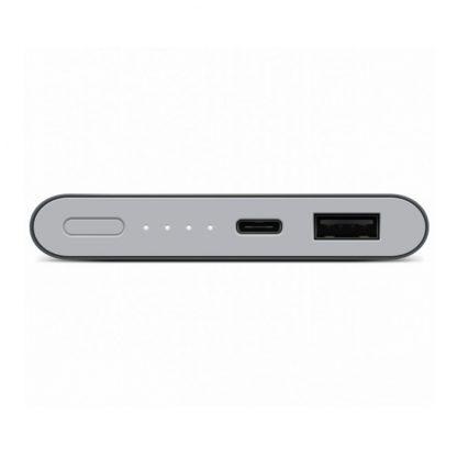 Xiaomi Mi Power Bank 10000mah Pro Type C Gray Plm03zm 3