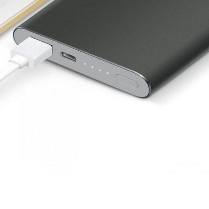 Xiaomi Mi Power Bank 10000mah Pro Type C Gray Plm03zm 4
