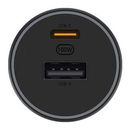Azu Xiaomi Car Charger 100w Cc07zm 4