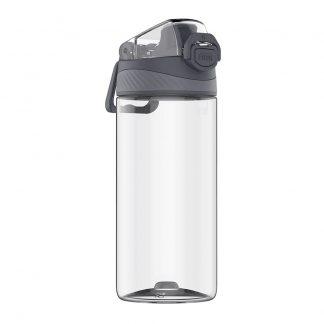 Butylka Dlya Vody Xiaomi Quange Tritan Bottle 480ml Grey 1