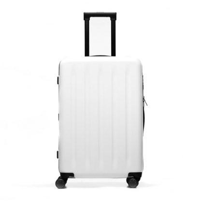 Chemodan Xiaomi 90 Points Travel Suitcase 1a 24 White 1