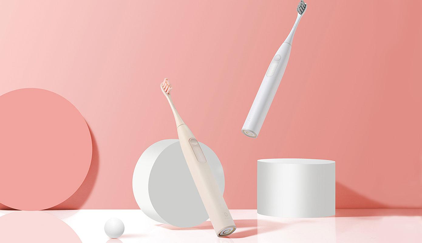 Opisanie Elektricheskaya Zubnaya Shhetka Xiaomi Oclean Z1 Smart Sonic Electric Toothbrush Led Display 1